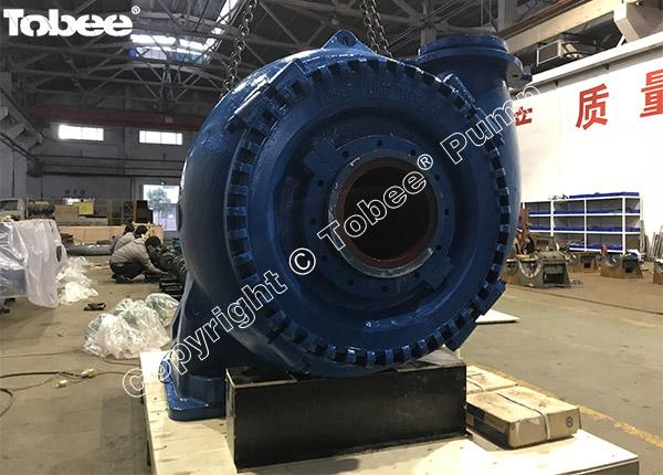 China Warman 12x10G-G Gravel Dredge Pumps - Tobee Pump