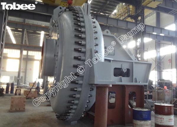 China 40 inch River Dredge Pumps Manufacturer - Tobee Pump